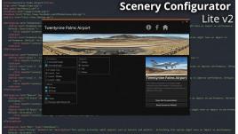 Customizable Scenery Configurator LITE