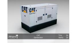 3D Model - CAT - Generator